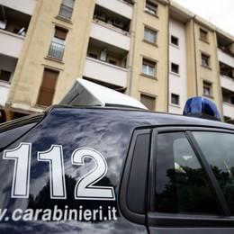 Covo, i carabinieri vogliono identificarlo Immigrato cerca di fuggire: arrestato