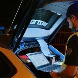 Eccesso di velocità: +316% di multe Alla guida alcol e droga in aumento