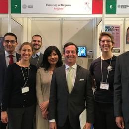L'Università di Bergamo in Giappone  Nuovi accordi per un ateneo più globale