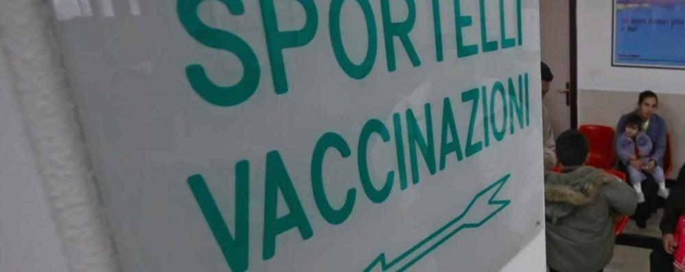 Maltempo, danni all'ambulatorio di Zogno Sospese le vaccinazioni antinfluenzali