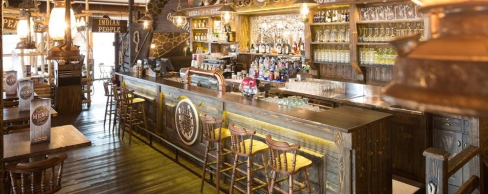 Old Wild West sotto la «cupola» di Curno Il locale offre otto nuovi posti di lavoro