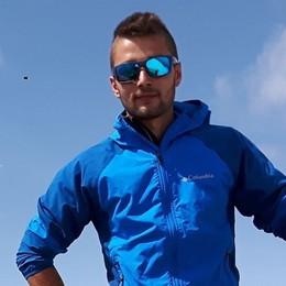 Parre ricorda Claudio Scarpellini Inaugurata la parete di arrampicata