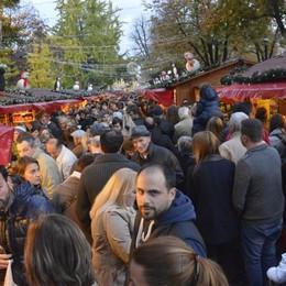 Piazzale Alpini, mercato dal 25 novembre Il Villaggio di Natale dal 16 novembre