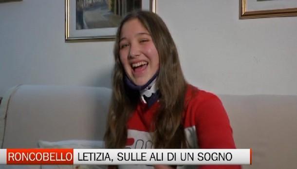 Roncobello, Letizia Milesi è tornata a casa dopo l'operazione
