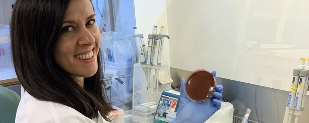 Serena: in Svezia coltivo la passione per la ricerca