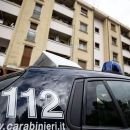 Ubriaco, picchia moglie e due figli Giovane arrestato nella Bassa