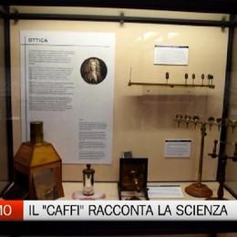 Bergamo - Il museo Caffi racconta la scienza