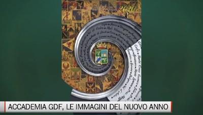 Bergamo - Presentato il calendario 2020 dell'Accademia della Guardia di Finanza