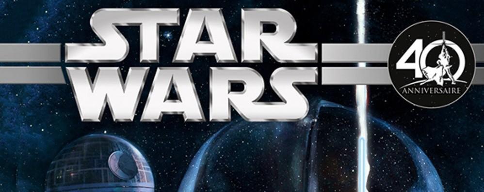 Bergomix: «Che la Forza sia con voi!» Curno, due giorni dedicati a Star Wars