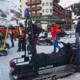 Carabinieri sciatori, sicuri anche in pista L'esercitazione a Carona-Foppolo - Foto