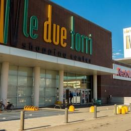 Cinema, palestra e nuova area food  Stezzano, «Due Torri» saranno più grandi