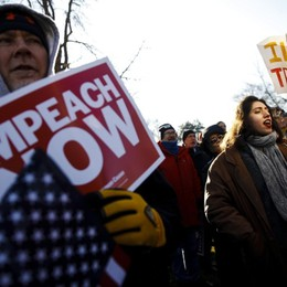 Impeachment, ma Trump alla fine sarà indenne
