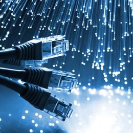 Internet più veloce con la banda ultralarga In due anni la copertura sarà totale