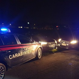 Non si ferma all'alt dei carabinieri Inseguimento da film, arrestato