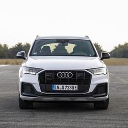 Nuovo Audi Q7 e  Ibrido in 2 potenze