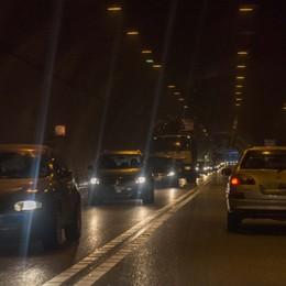 Valle Seriana, tutti i problemi della viabilità  La protesta dei pendolari arriva in Regione