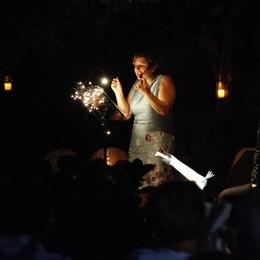 A Bergamo poesie in rosa e jazz Domenica serata dedicata a Santa Lucia