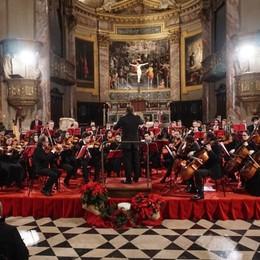 Bergamo, musica da tutto il mondo La meraviglia del Concerto di Natale