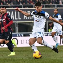 Bologna-Atalanta 2-1. Nerazzurri spreconi.  Palacio super, non basta Malinovskyi