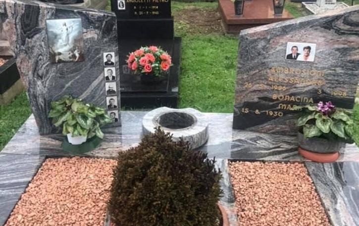 Chignolo d'Isola, furti al cimitero  «Rubata la croce dalla tomba dei miei»