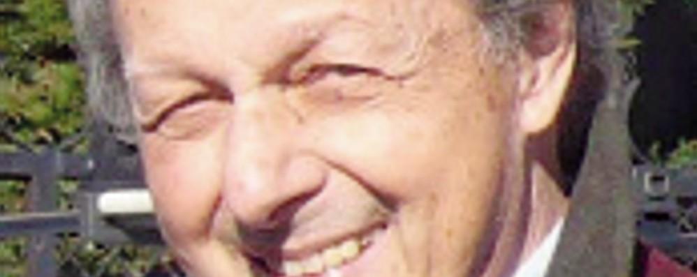 Il cordoglio di Rota per Marzio Mazzoleni