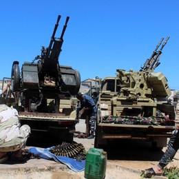 Libia, il rischio di perderla