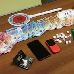 Nasconde cocaina nelle mattonelle Ambivere, arrestato ventinovenne