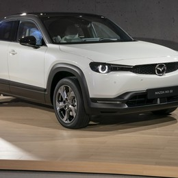 Nuova Mazda MX-30 Edizione per il lancio