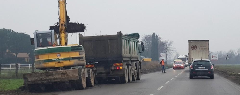 Piove, rinviati a primavera i nuovi asfalti «Dal 2020 miglioreremo i calendari»