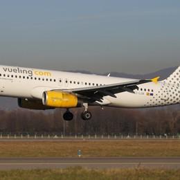 Più voli per Barcellona nelle feste Collegamento fisso dall'estate