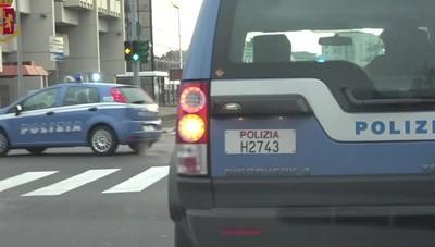 Sequestro fuochi d'artificio ad Alzano