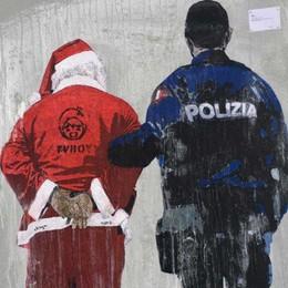 Banksy, Tvboy e Ponte San Pietro: se il Natale cambia immagine (ma ci ricorda la solidarietà)