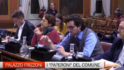 Consilgio Comunale di Bergamo: ecco iPaperoni di palazzo Frizzoni