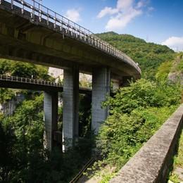 Ponti sicuri, arrivano 6,5 milioni Fondi per tre viadotti bergamaschi