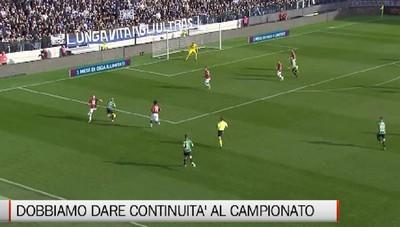 Atalanta - Gasperini: Dobbiamo dare continuità al campionato