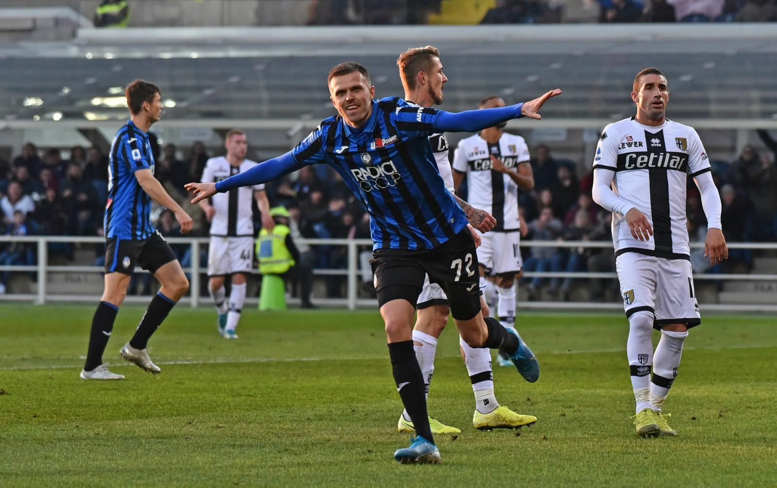 Atalanta-Parma 5-0. I nerazzurri non si fermano più, entra Zapata- Diretta  - Corner A Tutto Campo, Bergamo