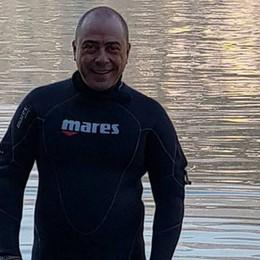 Autopsia sul sub morto a Parzanica:  embolia gassosa per una risalita veloce