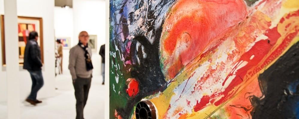 Banksy, Warhol, Fontana e Yin Kun In Fiera a Bergamo oltre 150 gallerie
