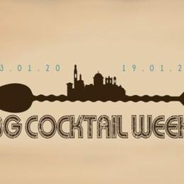 Bergamo Cocktail Week  fino al 19 gennaio