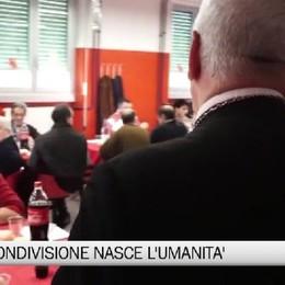 Bergamo - Natale al Nuovo Albergo Popolare