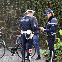 Bergamo, via Paglia, Novelli e Bonomelli Nel 2019 presidio di 544 ore e 5 arresti