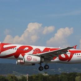 Enac: sospesa la licenza a Ernest Dal 13 gennaio stop ai voli anche a Orio