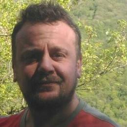 Grumello in lutto per «Cacio»  Morto per infarto a 46 anni