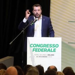 Il nuovo Salvini più tatticismi