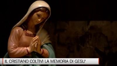 Il Vescovo alla Messa di Natale: Il cristiano coltivi la memoria di Gesù
