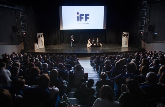 proiezione del Integrazione Film Festival