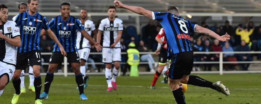 «Inter da scudetto, test importante» Gasperini: 3 partite per recuperare Zapata