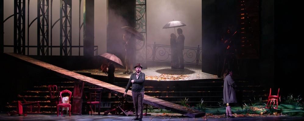 Lirica, in scena «La sonnambula»  Al Sociale l'opera di Vincenzo Bellini