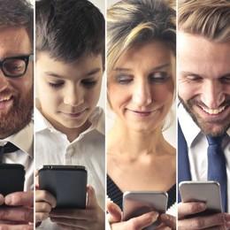 Lo smartphone, strumento sempre più tecnologico per fare tutto