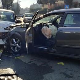 Malore fatale, poi lo schianto in auto Robbiate, muore 55enne di Medolago